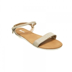 BATA Ladies Classy Strap Sandal- 561-2147 brown 39