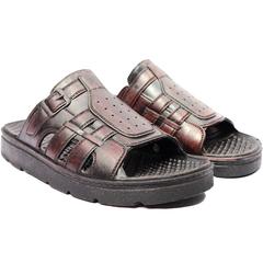 Bata Men Stoller Brush-off Sandals  (872-4615) brown 42