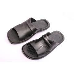 Bata Men Scorpio Black sandals (872-6016) Black 43