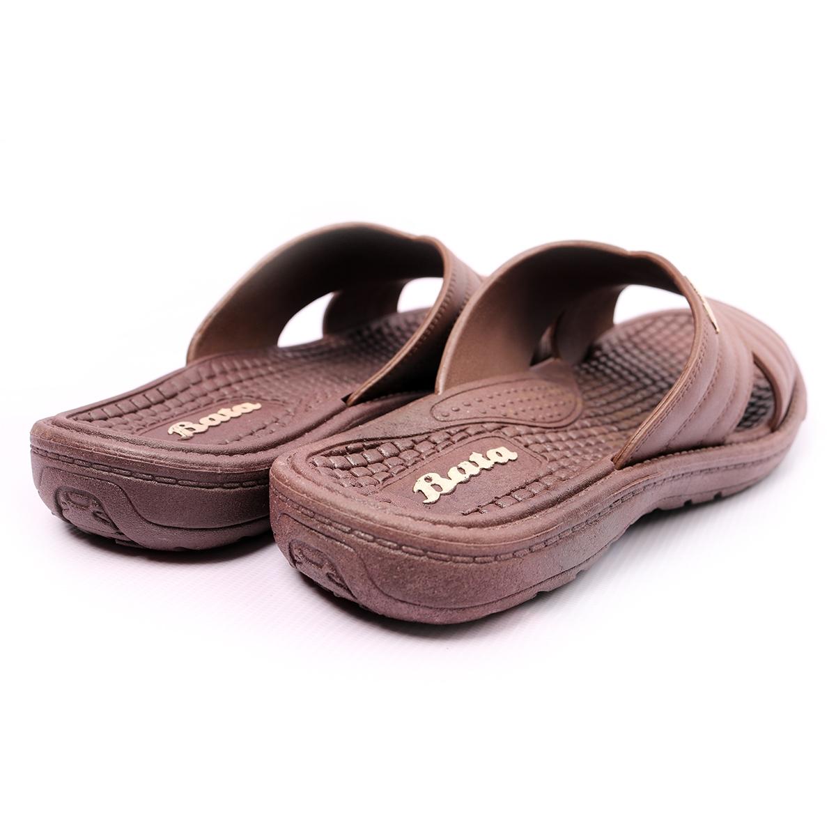 d9aeec7a1c65 Bata Men Simon Brown sandals (872-4217) brown 40   Kilimall Kenya