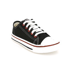 Bata Jazz Kids Casual Sneakers Black 2