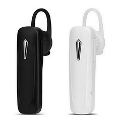Earphone Bluetooth Wireless Headphones Mini Handsfree with MIC Hidden In Ear Earbuds for Phones black
