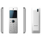 "Ulcool V11,1.54"" Super slim Metal Case HD display Bluetooth Dailer 1440mah big Battery Mini Phone Silver"