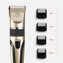 Men Electric Hairdresser Adult Child barbershop Dedicated Hairdresser Clippers Tuhao gold 175 mm*45 mm