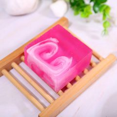 Rose whitening blemish removal mite handmade soap moisturizing to yellow wash soap bath soap lasting Rose one size