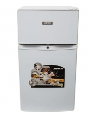 ARMCO ARF-D138(W) - 5.0 CuFt - Double Door Refrigerator - 90l