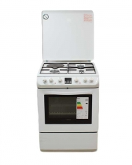 ARMCO GC-F6631LXWW - 3 Gas and 1 Electric Plate - Oven + Grill