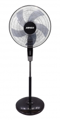 ARMCO Stand Fan (AFS-18BRC) Black