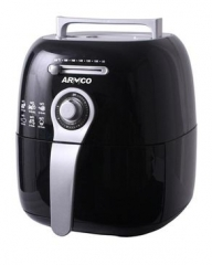 ARMCO Forced Air Circulation Healthy Oil Free Electric Fryer-ADF-X40AIR black