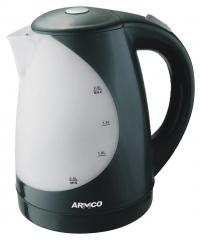 ARMCO AKT-215 LED - 1.7L - Cordless Electric Kettle black