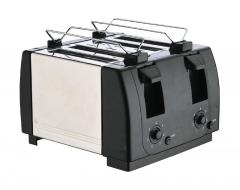 ARMCO APT-4B5000(SS) 4 Slice Luxury Wide Pop-Up toaster