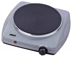 ARMCO -S10(S)1 Burner Solid Electric Hot Plate - Grey Grey