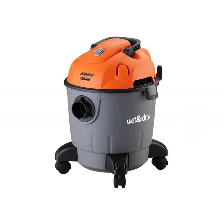 ARMCO Vacuum Cleaner, Wet & Dry Drum Type(WD1812)