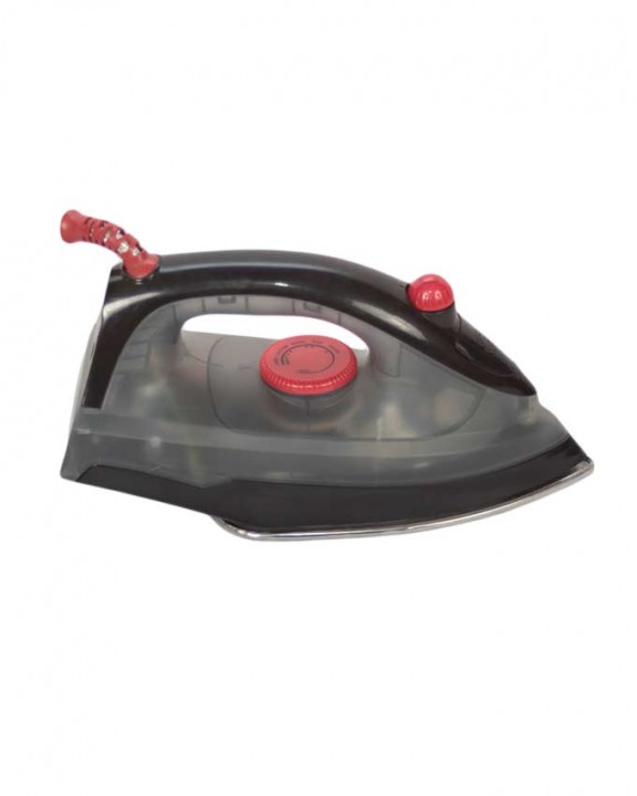 ARMCO AIR-7BD Dry Steam iron Stainless Steel Sole plate 1600W Black