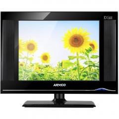 ARMCO LED HD Ready (TZ17H1-DC) Black 17 Inch