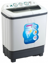 ARMCO AWM-TT550P WASHING MACHINE white and black 5.5kg