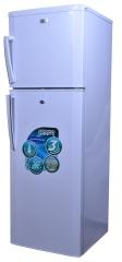 ArmcoARF-280Double Door Refrigerator white 14 cuft