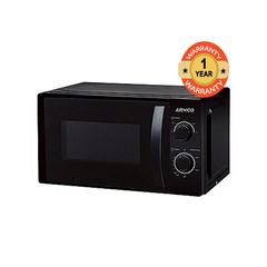 ARMCOMicrowave Oven  AM-MS2023(BK) Black 20l 700w