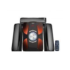 Armco - 3.1 Ch - 4800W - SubWoofer - Bluetooth black 90w + 18wx3 r.m.s AHT-6580