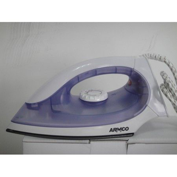 Armco AIR-1AD Electric Dry Iron with Spray Function 1000W As the picture