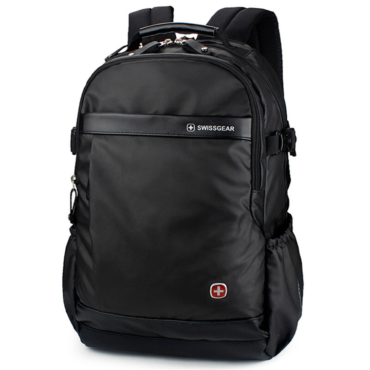 0a969e7489c3 Swiss Army Knife Fashion Leisure Travel Shoulder Bag 16-inch Computer Bag  for Students black 32*24.5*47cm