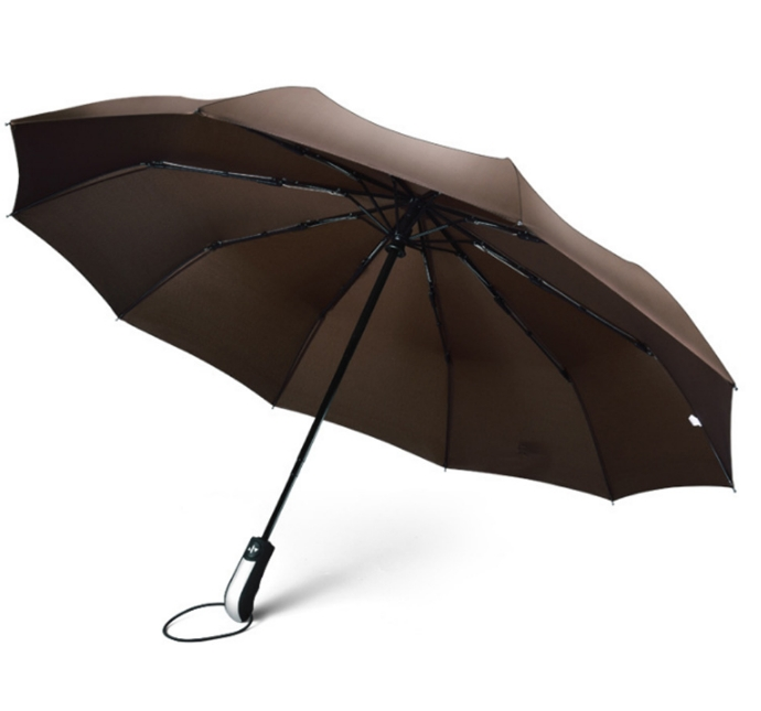 Large Fully Automatic Folding Umbrella