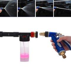 High Pressure Car Washer Water Gun Lengthening Soap Shampoo Foam Spray Gun