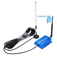 Repeater Router Repetidor WIFI Extender Cell Phone Signal Booster Amplifier 2G 3G 4G blue 142 * 84 * 25mm