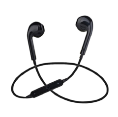 Bluetooth Earphone Sport Running With Mic Wireless Earphones Bluetooth Headset Black