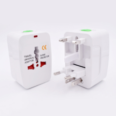 International All Standard Plug Travel Universal Wall Charge Socket Power Adapter Global USB 1PCS Non-USB Port