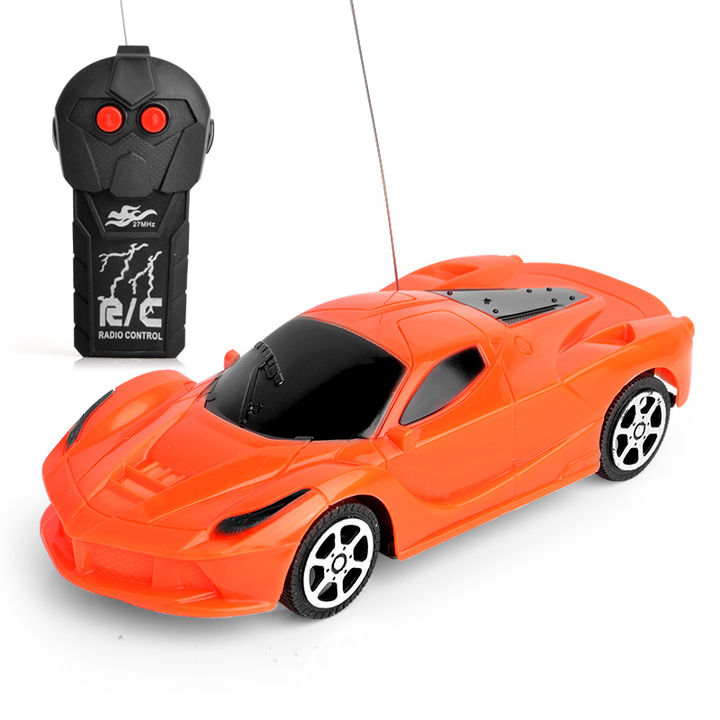 New Remote Control Car Toy For Children Kids RC Two Way Supercar Speed Fun Lamborghini Model Random 18CM*7.5CM*5.5CM