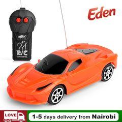 New Remote Control Car Toy For Children Kids RC Two Way Supercar Fun Lamborghini Easter Gift Random 18CM*7.5CM*5.5CM