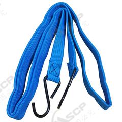 3m bundled with motorcycle bicycle elastic rope shelf fixed rope luggage strap black 3M