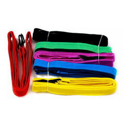 3m bundled with motorcycle bicycle elastic rope shelf fixed rope luggage strap red 3M