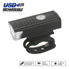 Bicycle light taillights night riding USB charging bright lighting riding equipment one size