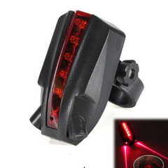 Bicycle taillights Projection laser taillights bicycle lights one size