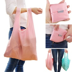 New Fashion  shopping bag Tote Folding pouch handbags Convenient Large-capacity storage bags bag 1