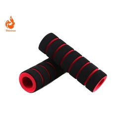 2Pc/1pair Bike Racing Bicycle Motorcycle Handle Bar Foam Sponge Grip Cover Non-slip one one