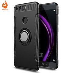 Heavy Duty Armor Case For Huawei P20 Lite P30 Pro P10 P Smart 2019 Plus Honor 8 9 7X 8S Holder Cover pic3 honor 8