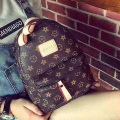 Inspired Tag Backpack Fashion Bag Pack Beg Bags Lady Women PU Bagpack Wanita White Tag one size