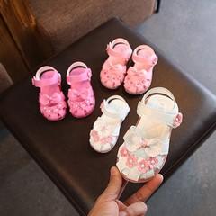 Baby Girl LED Lighting Glow Shoes white 21