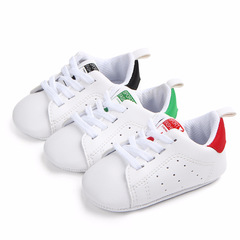 Glow Baby Shoes Fashion LED Baby Girl Boy Shoes Sports Casual Cotton Shoes red 11CM