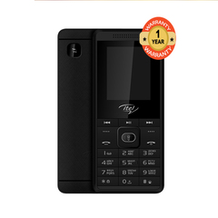 Itel 2180 Dual Sim, Dual Camera grey