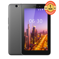 Itel Prime iv tablet android 7- 16GB-1GB- 5MP-2MP Dark Grey