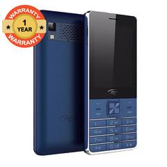 itel 5625 triple simcard blue