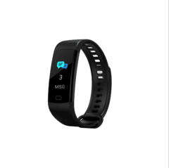 Color screen smart Bracelet health monitoring Bluetooth movement step waterproof black 239*20.5*10.9