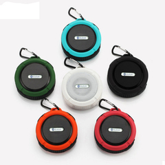 Favored One - 1 piece New Multi Color choose Waterproof Outdoor Wireless Bluetooth Portable Speaker green same size