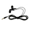 Favored One - 1 piece New Universal 3.5mm Stereo In Ear Earphone Earbud Super Bass Music Headset black