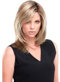 Favored One - 1 piece New Fashion Wigheat Beauty Wigs Personality Wigs Hair For Women Lady same as picture same size