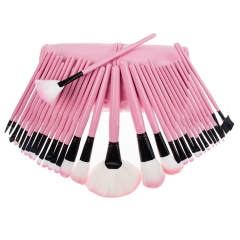 32 Pcs Professional make up brush set Pincel Exquisitely Separately For Women Cosmetic  M014 as the picture
